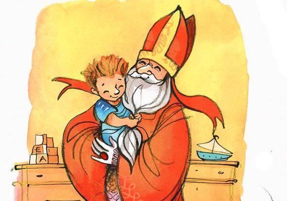 Sinterklaas sing-in_Helen